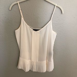PJK cream camisole Patterson J Kincaid
